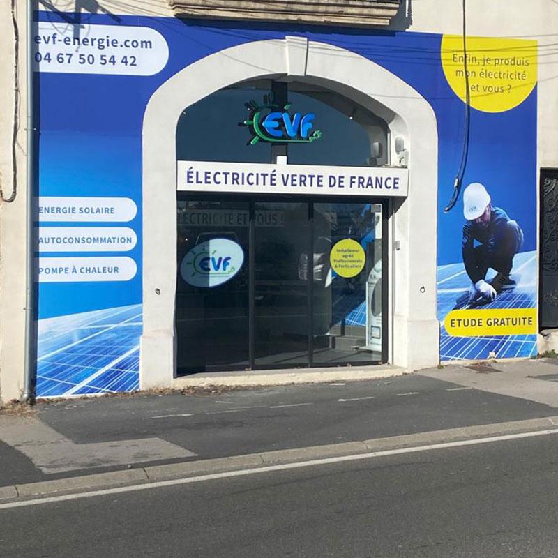 Agence de Bagnols-sur-Cèze - EVF